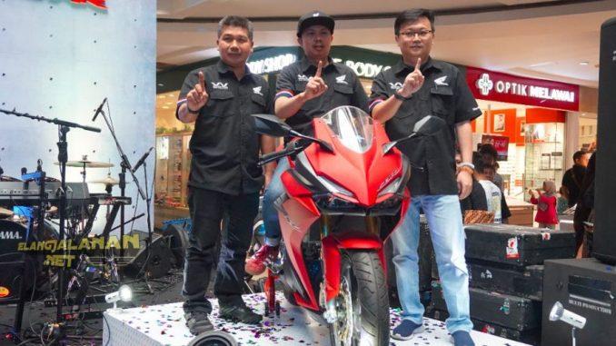 New Honda CBR250RR series