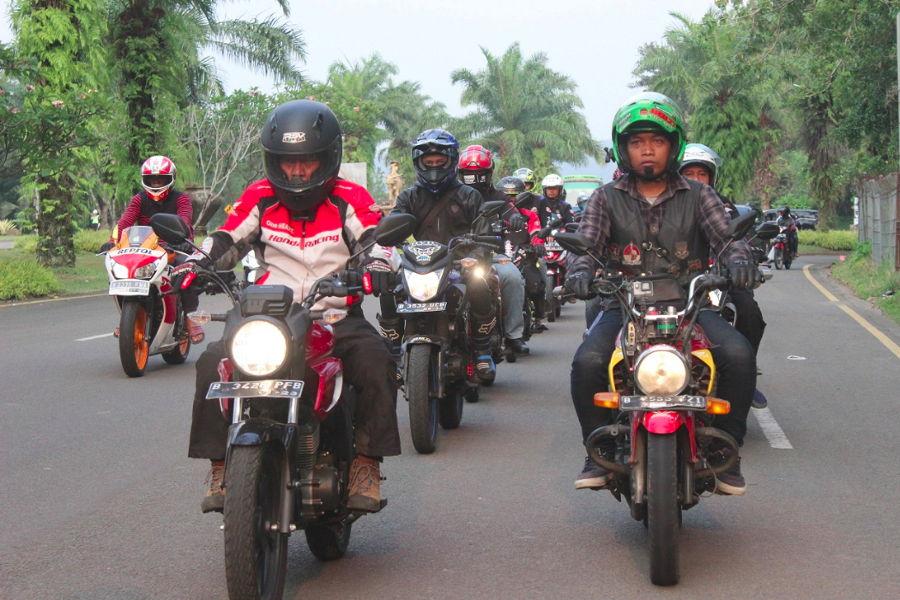 Touring CB150 Verza Bikepacker