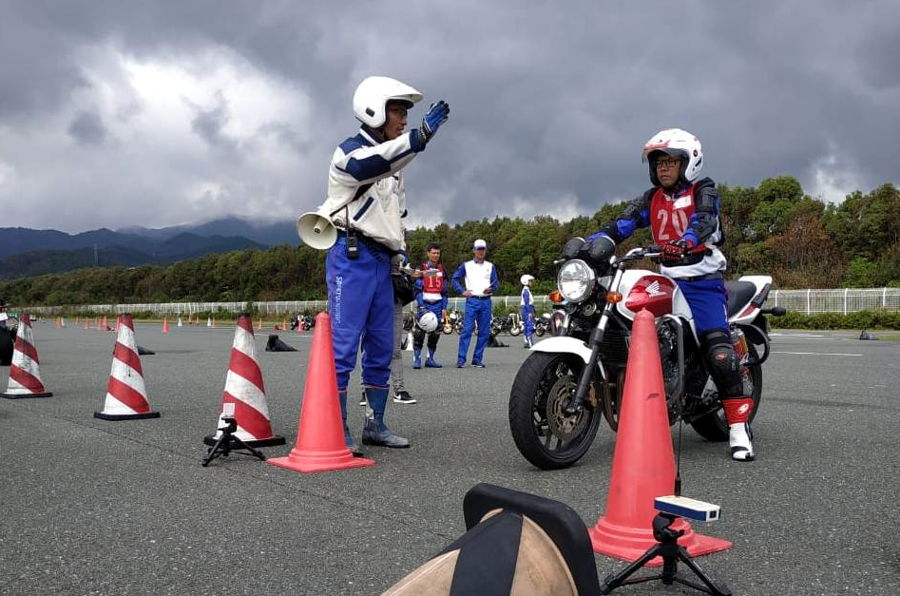 Instruktur Safety Riding Indonesia Siap Raih Prestasi di Safety Japan Instructors Competition 2018