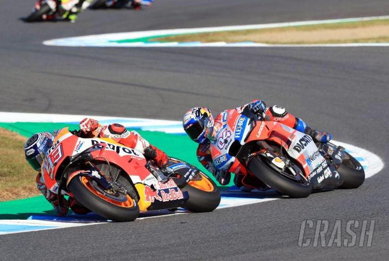 Download Video Full Race MotoGP Motegi 2018, Marc Marquez Kunci Juara Dunia