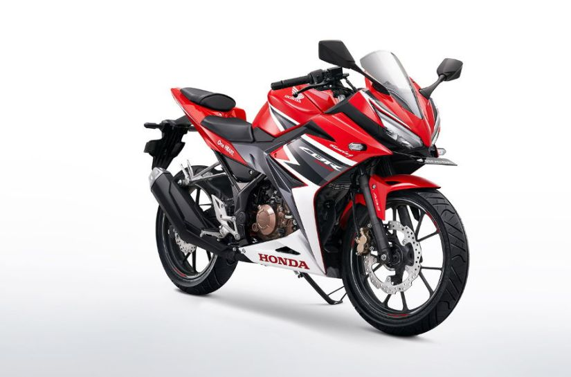 Facelift New Honda CBR150R 2019