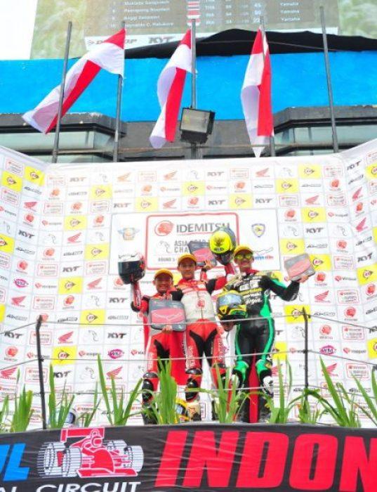 Rheza Danica Berhasil Kunci Gelar Juara Asia