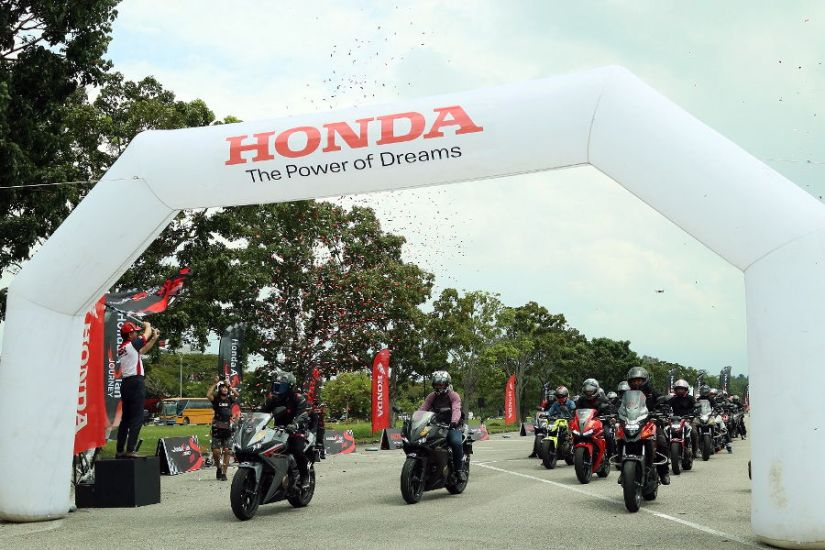 Honda Asian Journey 2018