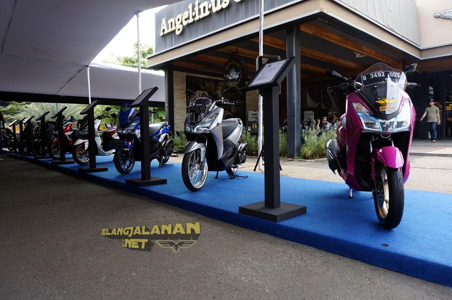 CustoMAXI Yogyakarta 2018, diikuti 40 Semifinalis