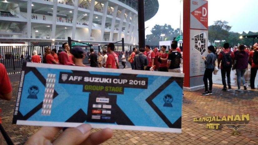 Nonton Langsung AFF Suzuki CUP 2018