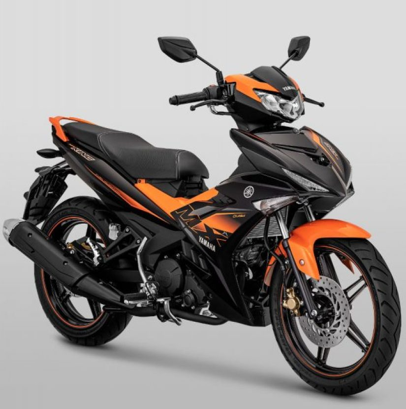 Facelift Yamaha MX-King 2019