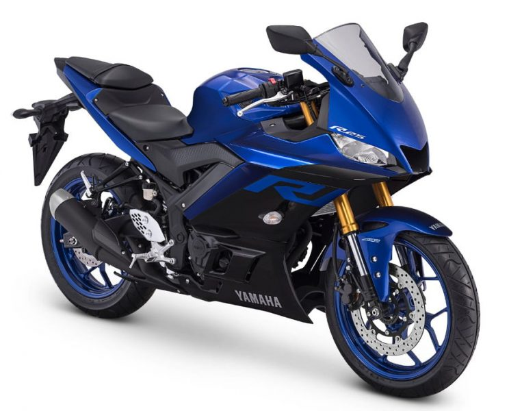 Yamaha New R25 ABS