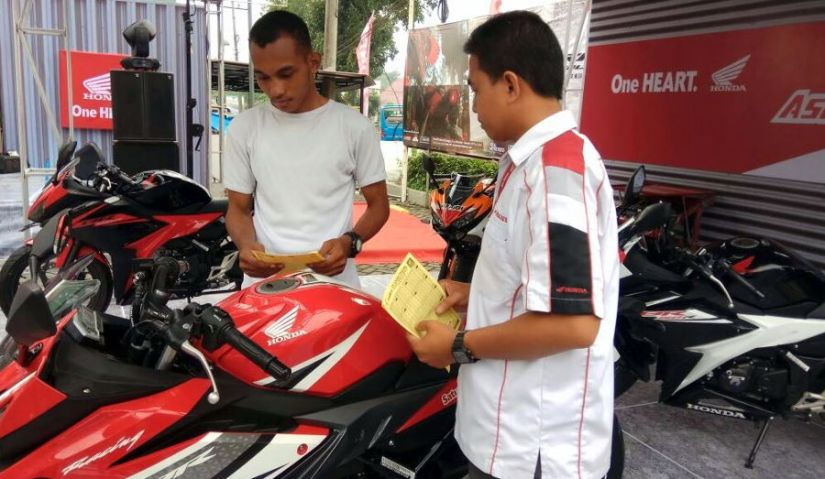 Honda Sport Motoshow Bandung
