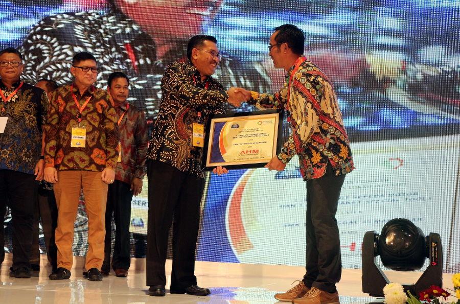Awali 2019, Sekolah Vokasi AHM dan Kemenperin Rambah Sulawesi Selatan