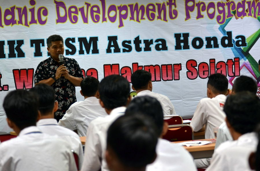Lowongan Kerja Lulusan SMK Binaan