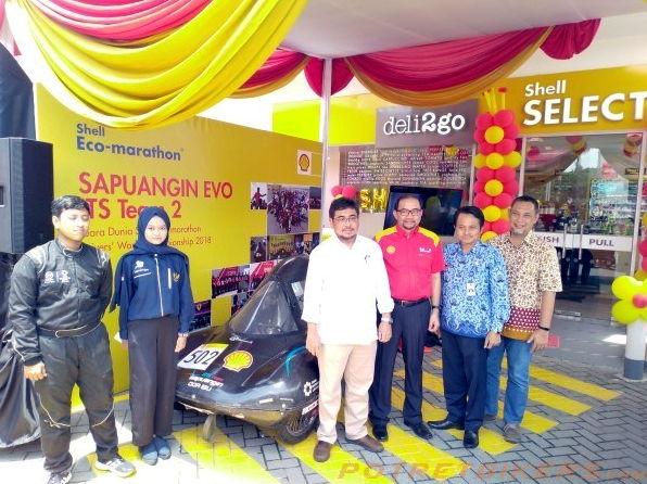 Shell di Surabaya Buka Lagi