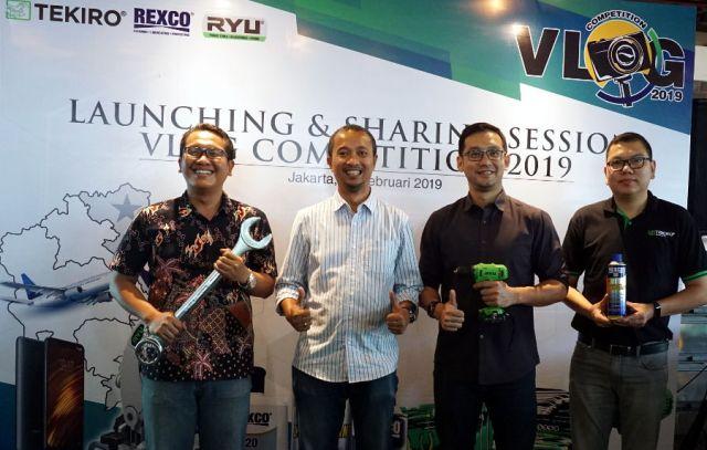 Vlog Competition Tekiro