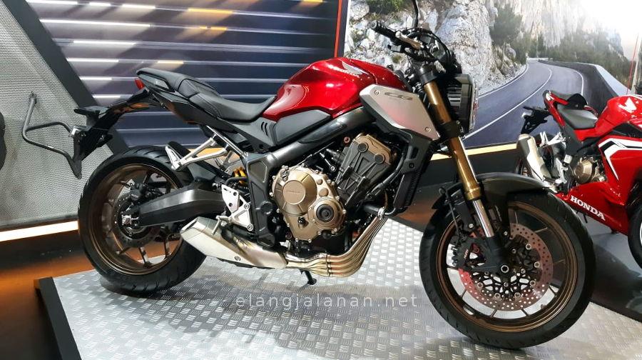 Honda CB650R Neo Sport Cafe Indonesia Resmi Dirilis, Ini dia yang ditunggu