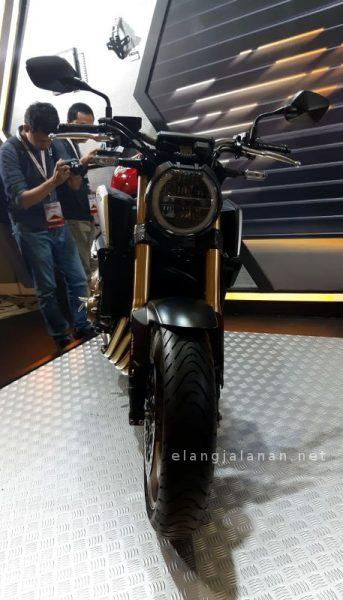 Honda CB650R Neo Sport Cafe Indonesia