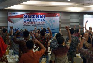 Suzuki Salesman Competition 2019