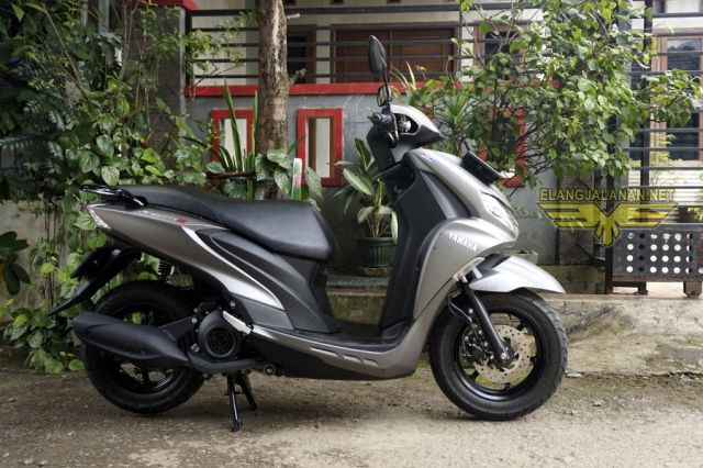 Test Performa Yamaha Freego