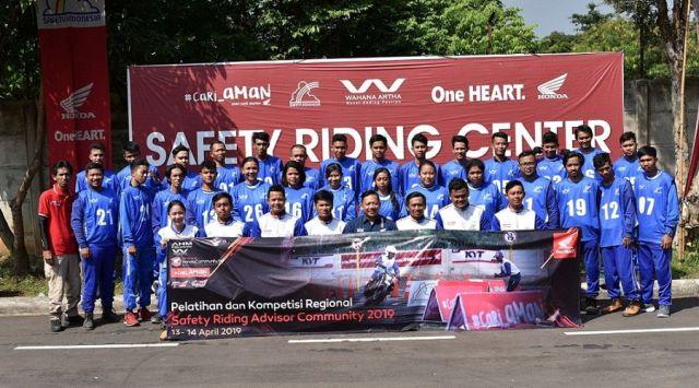 Jawara Safety Riding Jakarta