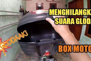 Suara Glodak Pakai Box Motor