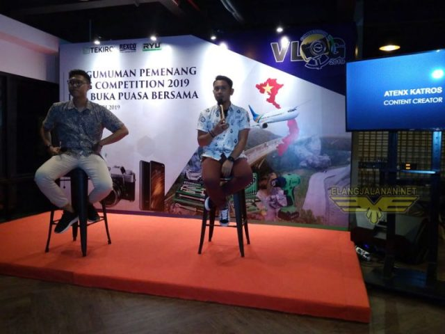 Pemenang Vlog Competition Altama 2019