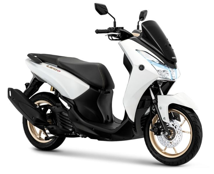 Harga Yamaha LEXi 2019
