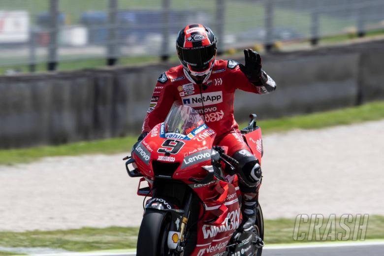 Download Video Full Race MotoGP Mugello 2019, Petrucci Juara