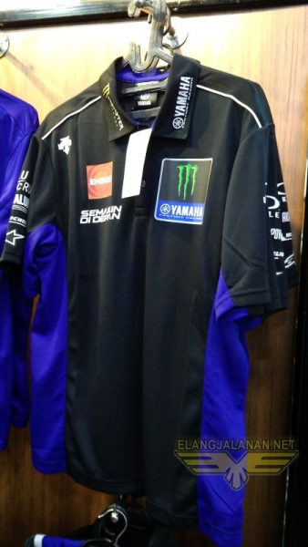 Polo Shirt Monster Yamaha MotoGP