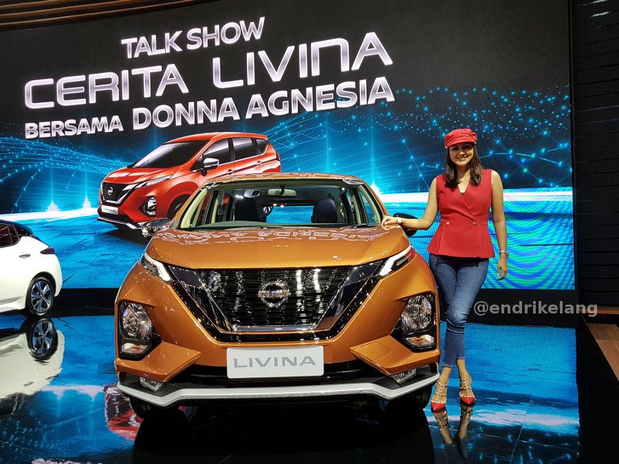 Cerita Livina untuk Keluarga Indonesia