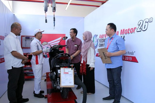 Astra Honda Motor Technical Skill Contest
