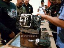 Bedah Mesin Honda Genio 110
