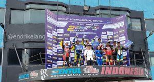 Hasil Race Yamaha Endurance Festival 2019