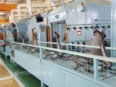 Proses Pembuatan Rangka ESAF