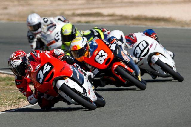 FIM CEV Moto3 Mario SA