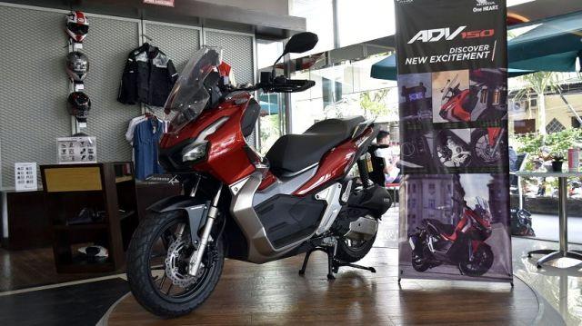 Promo Honda ADV 150 Wahana