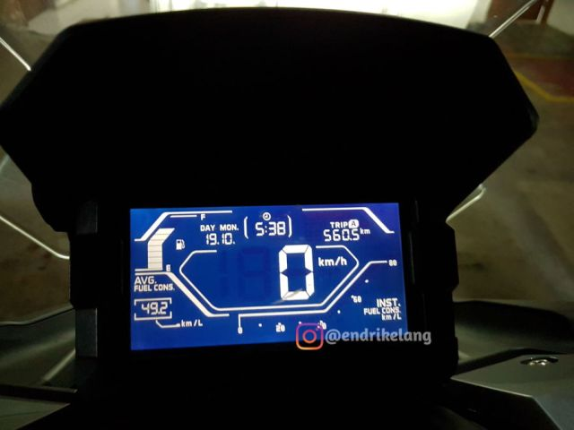 Konsumsi BBM Honda ADV Jarak Jauh
