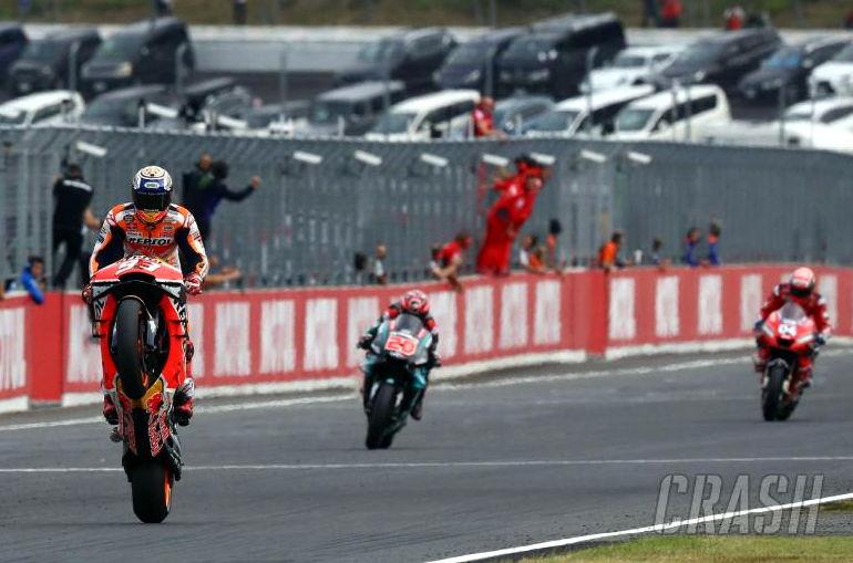 Full Race MotoGP Motegi 2019