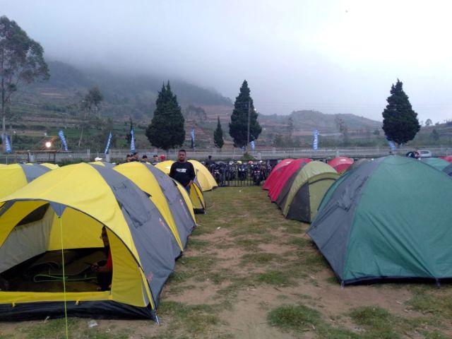 Camping MAXI Yamaha Day Dieng