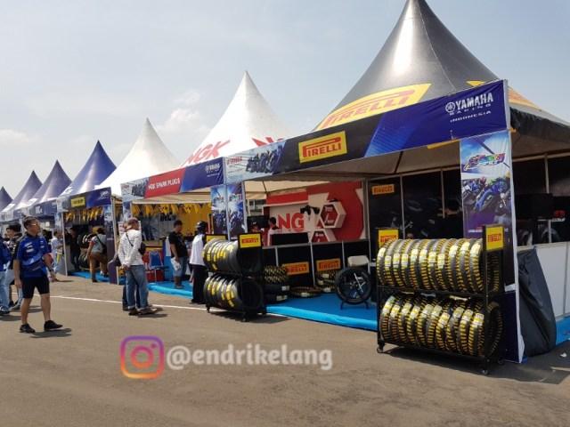 Booth Yamaha Sunday Race