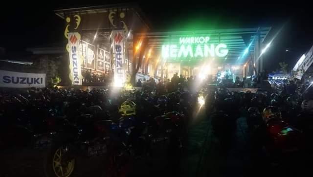 Saturday Night Ride Manado