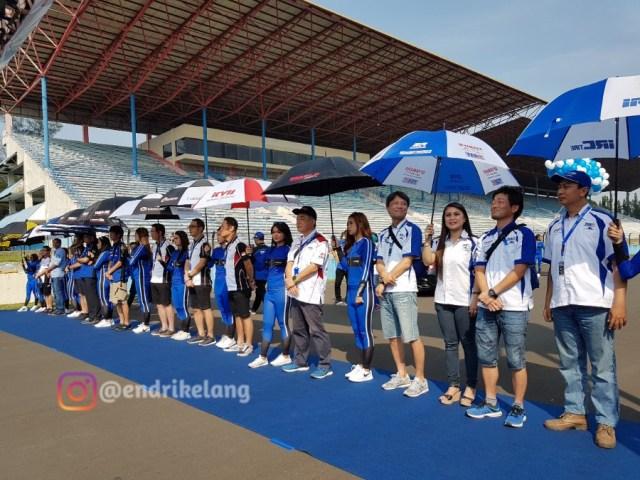 Sponsorship Yamaha Sunday Race
