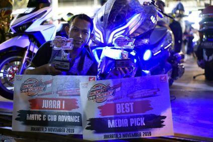 Honda Modif Contest Jakarta