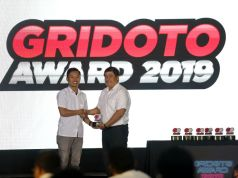 Motor Yamaha Raih Penghargaan GridOto