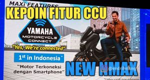 Fitur CCU dan Aplikasi Y-Connect
