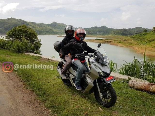 Touring ADV 150 Elangjalanan