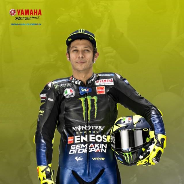 Meet & Greet Valentino Rossi dan Maverick Vinales
