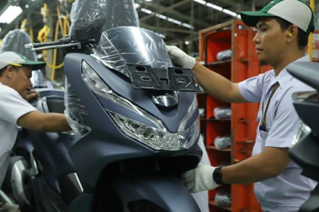 Warna Baru Honda PCX