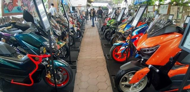 Customaxi x Yamaha Heritage Built Medan