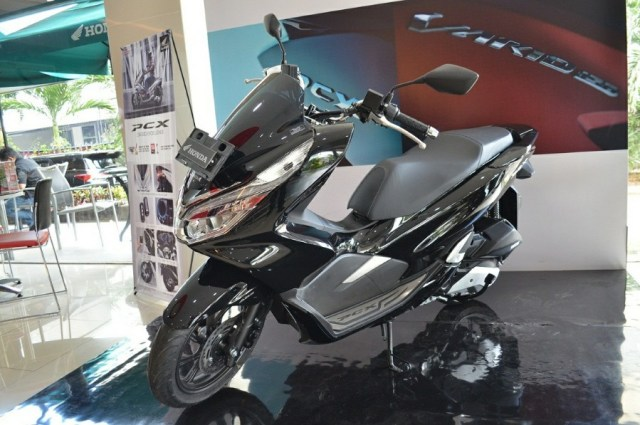 Program Honda PCX150