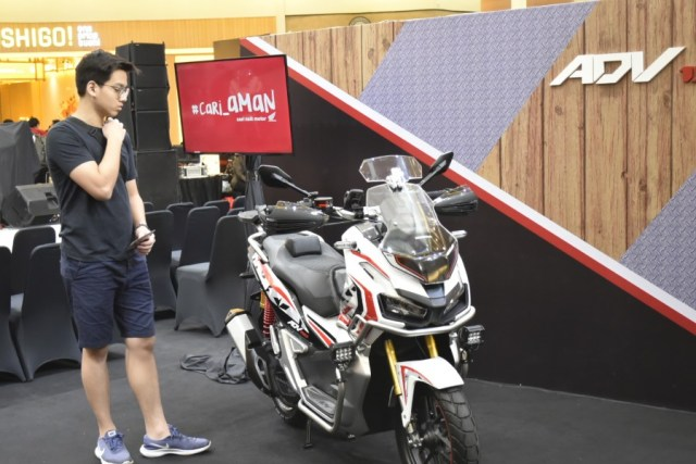 Program Honda ADV150