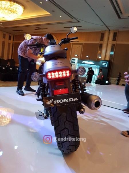 Honda Rebel MY 2020