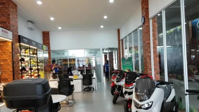 Yamaha Mekar Motor Cibinong